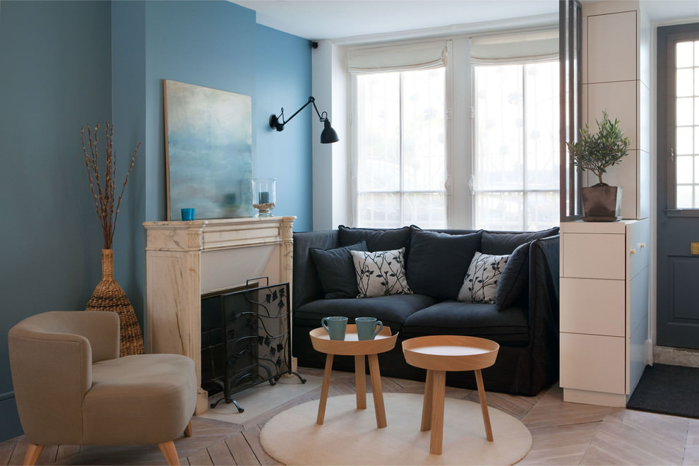 Fauteuil Home Salon 20+ Tiny Living Room Designs, Decorating Ideas | Design