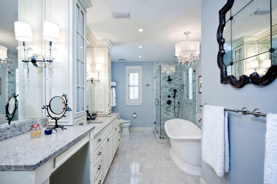 25+ Narrow Bathroom Designs, Decorating Ideas Design Trends - narrow bathroom ideas