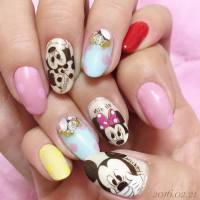 26+ Disney Nail Art Designs, Ideas | Design Trends ...