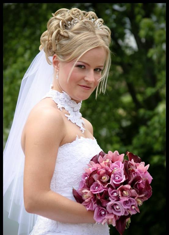 Cute Hairstyles For Curly Hair 30 Half Up Half Down Wedding Hair Style Hairstyles
