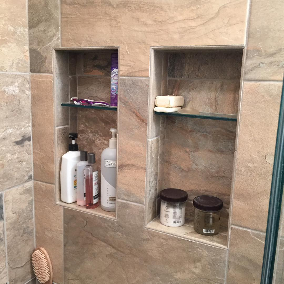 Shelf Design Ideas 24 Bathroom Glass Shelves Designs Ideas Design Trends