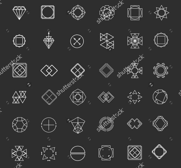 26+ Hipster Logo Designs, Ideas, Examples Design Trends - Premium