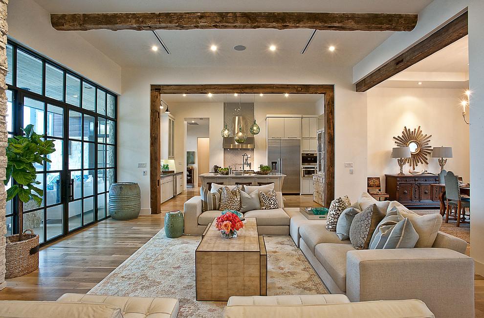 Pottery Barn Living Room Design | Design Trends