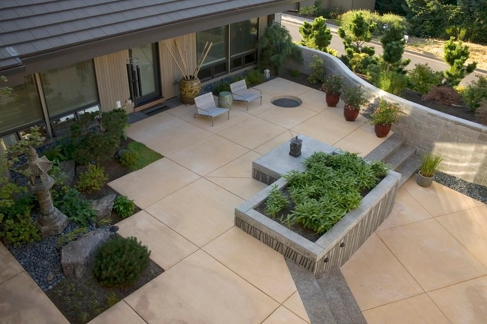 Résine De Sol Extérieur 25+ Concrete Patio Outdoor Designs, Decorating Ideas