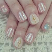 30+ Stripe Nail Art Designs, Ideas | Design Trends ...