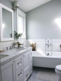 22 Stylish Grey Bathroom Designs, Decorating Ideas ...