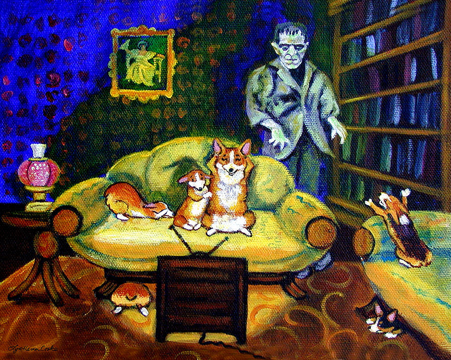 Cute Cat Anime Wallpaper 27 Halloween Paintings Art Ideas Pictures Images