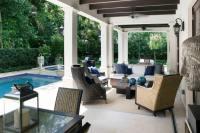 20+ Outdoor Living Room Designs, Decorating Ideas | Design ...