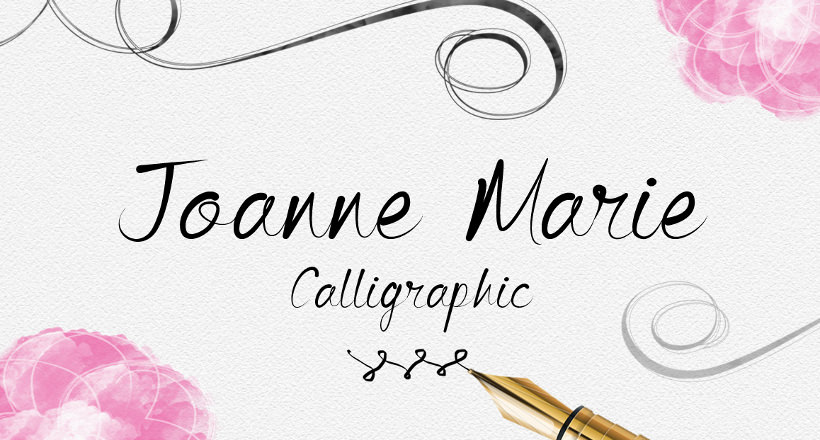 38+ Beautiful Calligraphy Fonts, TTF, OTF Download Design Trends