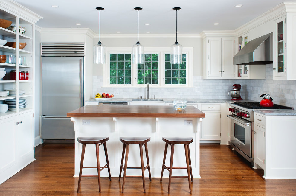 shaped kitchen designs decorating ideas design trends inspiration small transitional shaped kitchen remodel