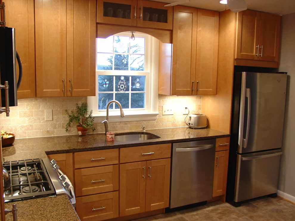 21 L Shaped Kitchen Designs Decorating Ideas Design Trends Premium Psd Vector Downloads