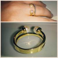 24+ Pearl Wedding Ring Designs, Trends, Models | Design ...