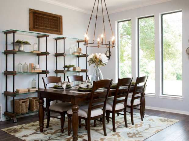dining room chandelier design