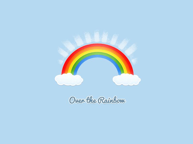 30 beautiful rainbow logo designs ideas examples