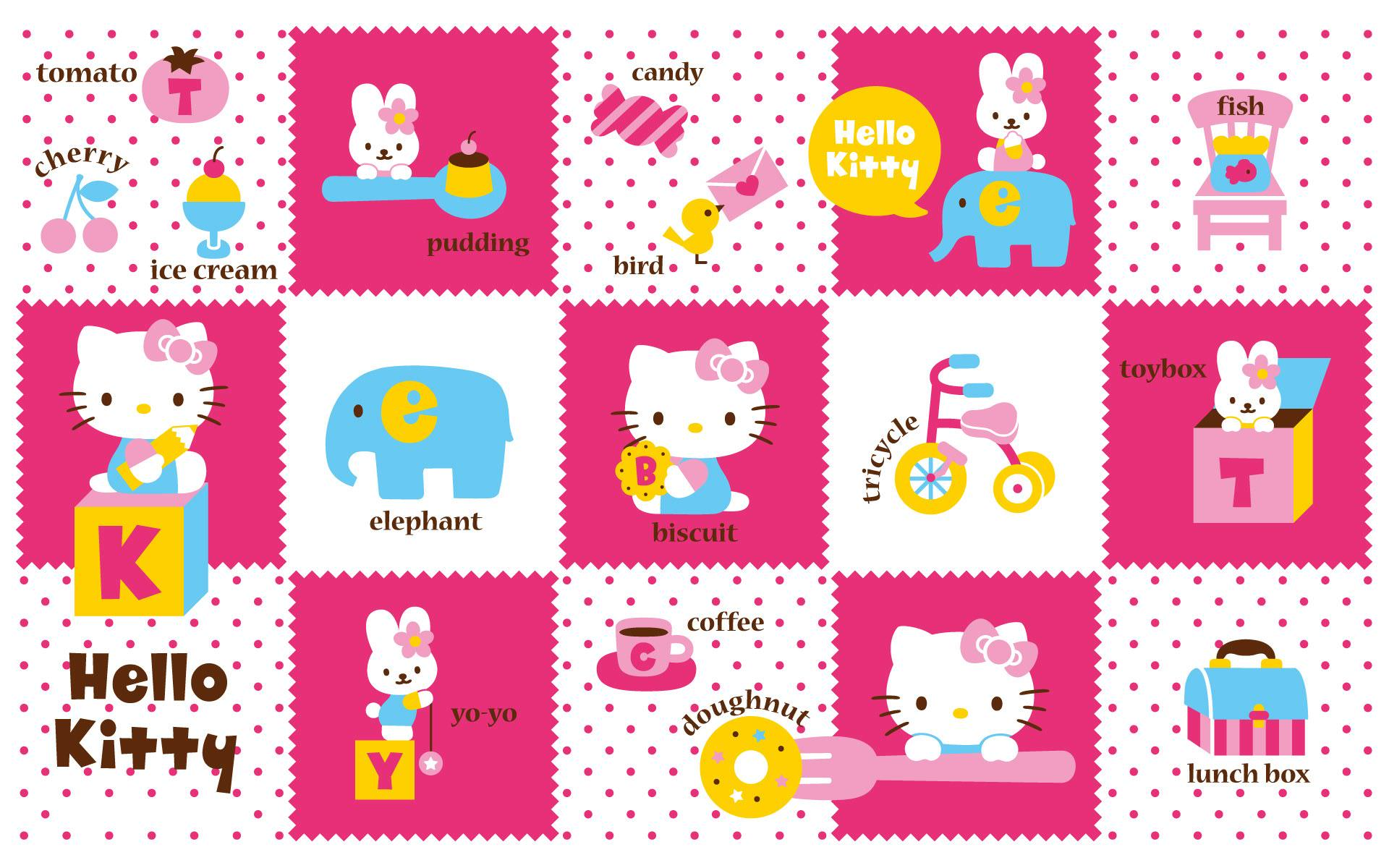 Hello Kitty Küchenmaschine 30+ Hello Kitty Backgrounds, Wallpapers, Images | Design ...