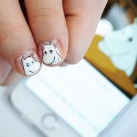 24+ Kids Nail Art Designs , Ideas | Design Trends ...