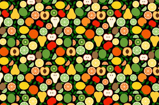 Cute Cartoon Fruit Wallpaper 27 Fruit Patterns Textures Backgrounds Images Design