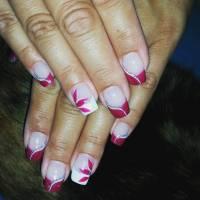 27+ White Color Summer Nail Designs, Ideas | Design Trends