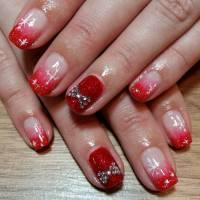 Red Nail Art Designs , Ideas | Design Trends - Premium PSD ...