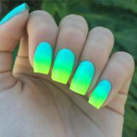 29+ Summer Finger Nail Art Designs , Ideas | Design Trends