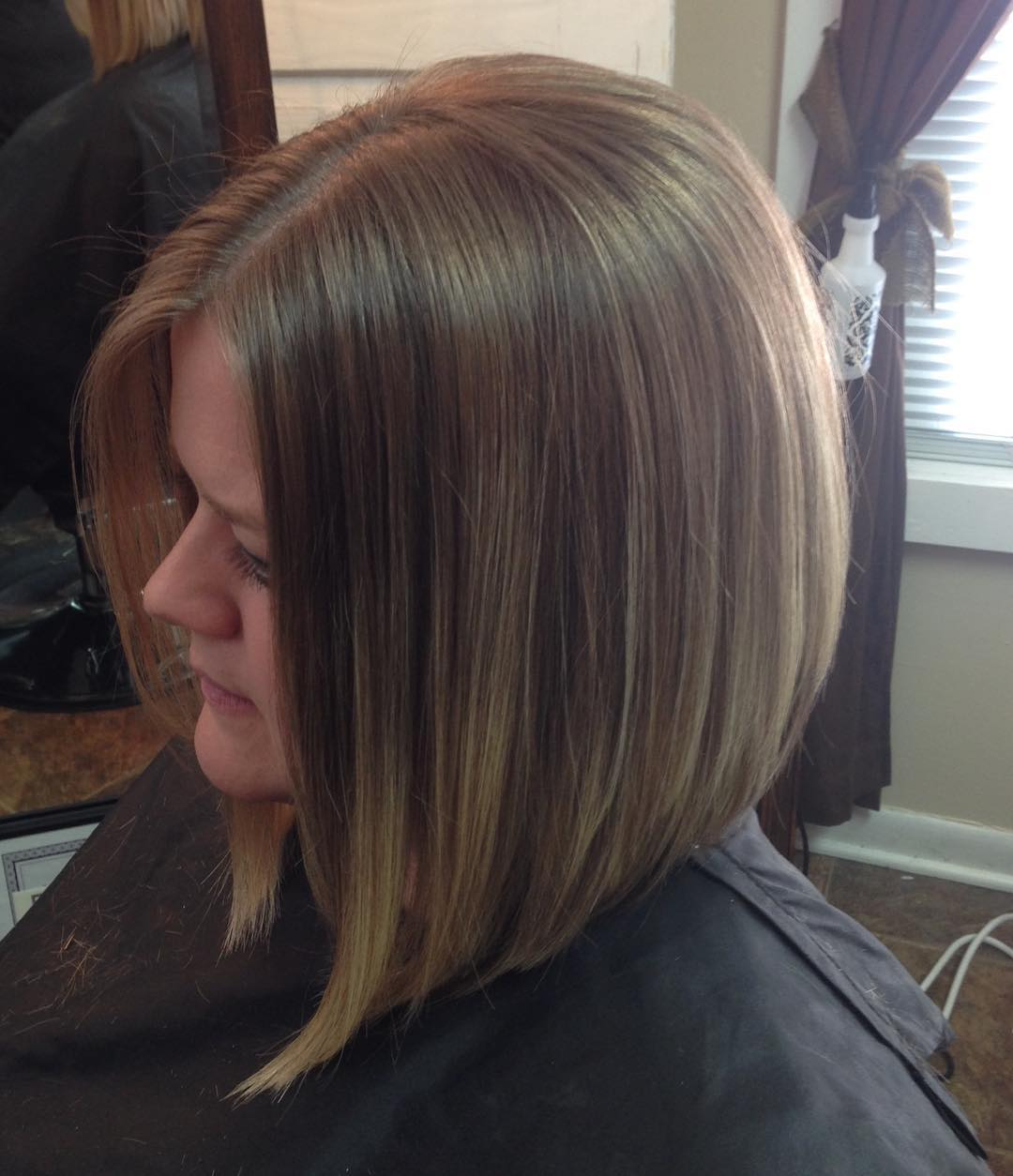 Long Bob Haircuts With Bangs 26 Swing Bob Haircut Ideas Designs Hairstyles Design