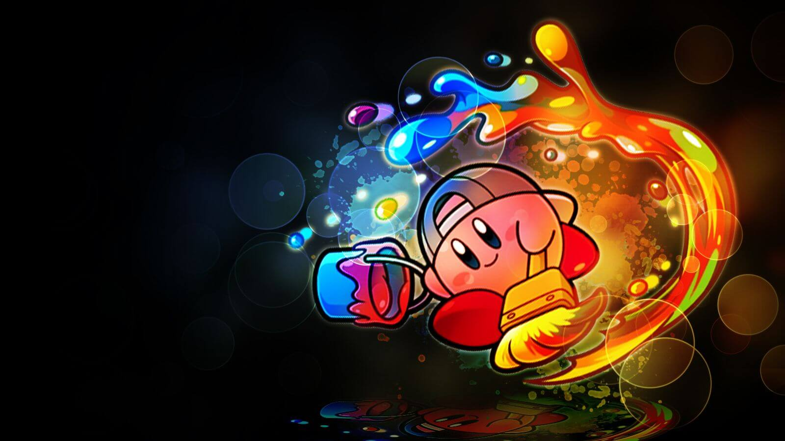 Best 3d Hd Wallpapers For Mobile 25 Kirby Wallpapers Backgrounds Images Pictures