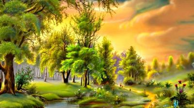 25+ Painting Art Wallpapers, Backgrounds, Images, Pictures | Design Trends - Premium PSD, Vector ...