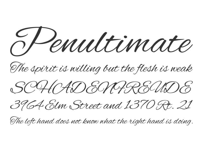 Invitation Handwriting Font 25+ Calligraphy Fonts - Ttf, Otf Download | Design Trends