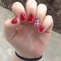 21+ Tumblr Nail Art Designs, Ideas | Design Trends