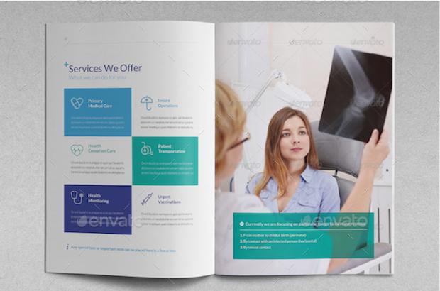 21+ Medical Brochure Designs, PSD Download Design Trends - Premium