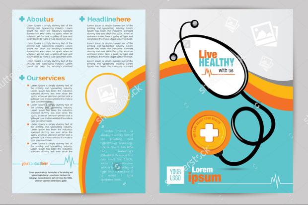21+ Medical Brochure Designs, PSD Download Design Trends - Premium - medical brochure