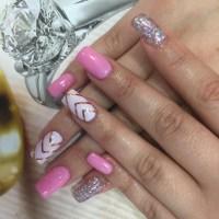 20+ Easy Nail Art Designs, Ideas | Design Trends - Premium ...