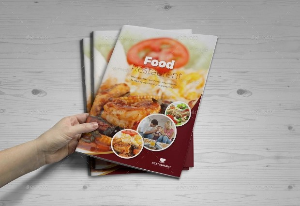 25+ Restaurant Brochure Designs, PSD , AI, Google docs, Apple Pages