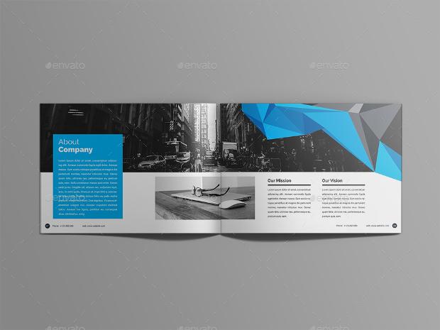 21+ Landscape Brochure Designs, PSD Download Design Trends