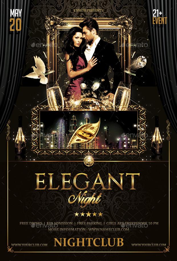 King Crown Hd Wallpaper 21 Elegant Flyer Design Psd Download Design Trends