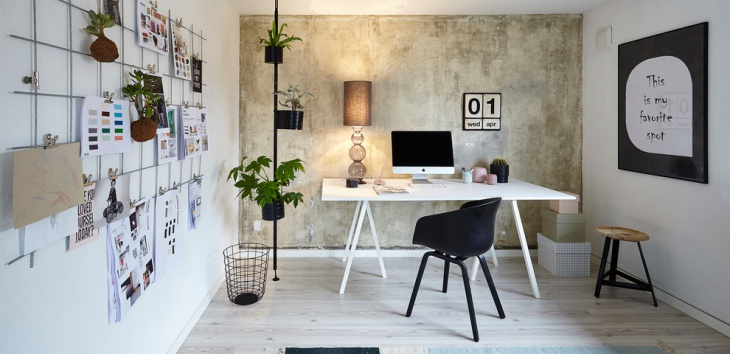 Sven Fennema 21+ Scandinavian Home Office And Workspace Designs