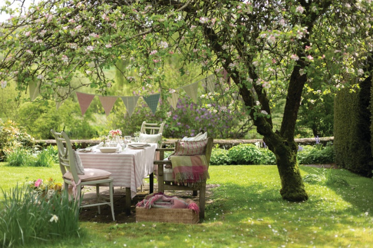 21 Garden Designs Decorating Ideas Design Trends - Jardin Campagne Chic