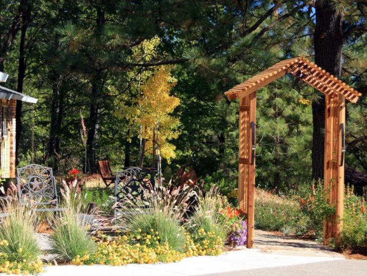 18+ Garden Arbor Designs, Ideas Design Trends - Premium PSD - garden arbor plans designs