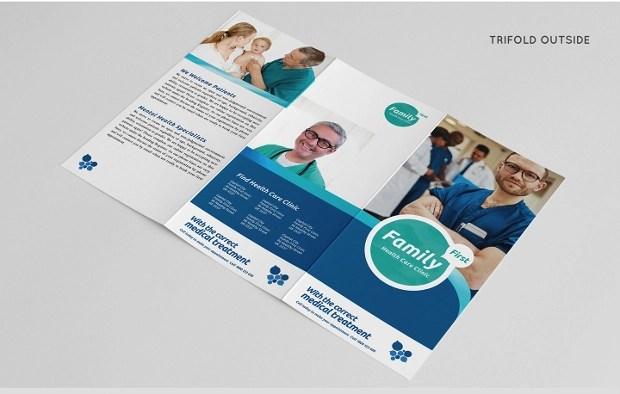 20+ Health Brochures - Free PSD, AI, InDesign, Vector EPS Format