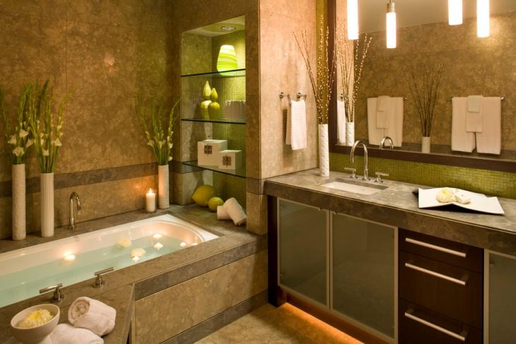 20+ Lime Green Bathroom Designs , Ideas Design Trends - Premium - green bathroom ideas
