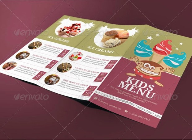 19 Nutrition Brochures Free Psd Ai Indesign Vector