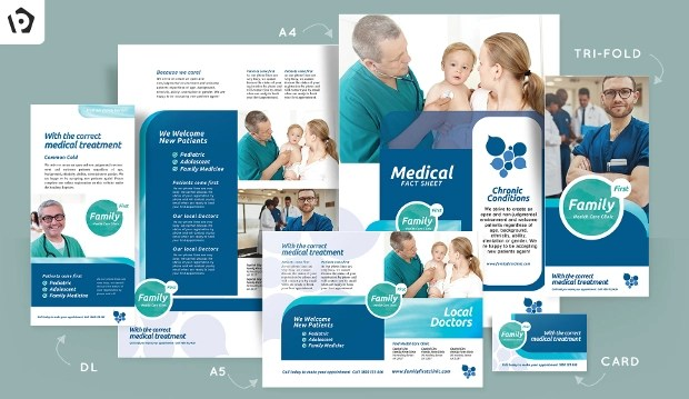 19+ Nutrition Brochures - Free PSD, AI, InDesign, Vector EPS - healthcare brochure