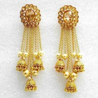 21+ Antique Earring Designs, Ideas, Models | Design Trends ...