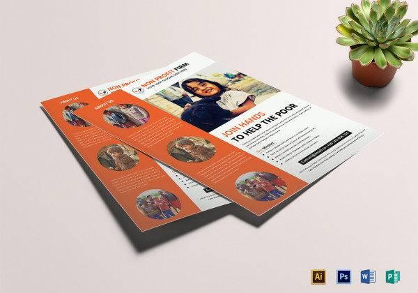 35+ Fundraising Flyer Templates - Printable PSD, AI, Vector EPS