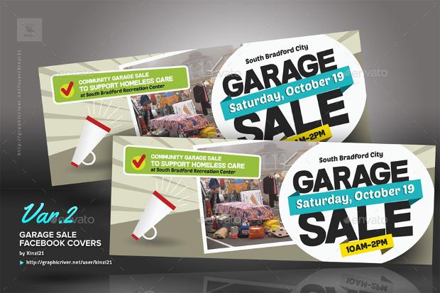 12+ Garage Sale Flyer Templates - Printable PSD, AI, Vector EPS
