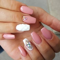 21+ Crystal Nail Art Designs, Ideas | Design Trends ...