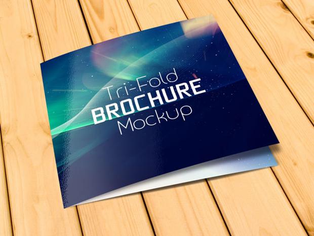 free 3 fold brochure template