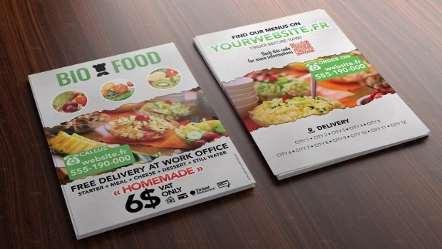 16+ Catering Flyer Designs - Printable PSD, AI, Vector EPS Format