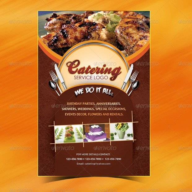 holiday catering menu flyers - Hizlirapidlaunch