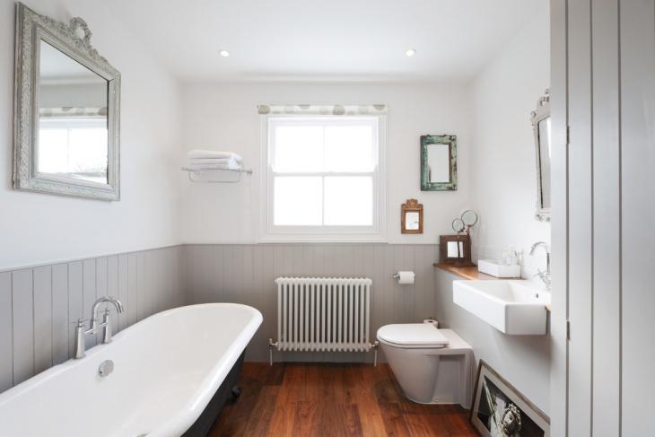18+ Beadboard Bathroom Designs, Ideas Design Trends - Premium - beadboard bathroom ideas